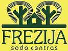 Frezija sodo centras logo
