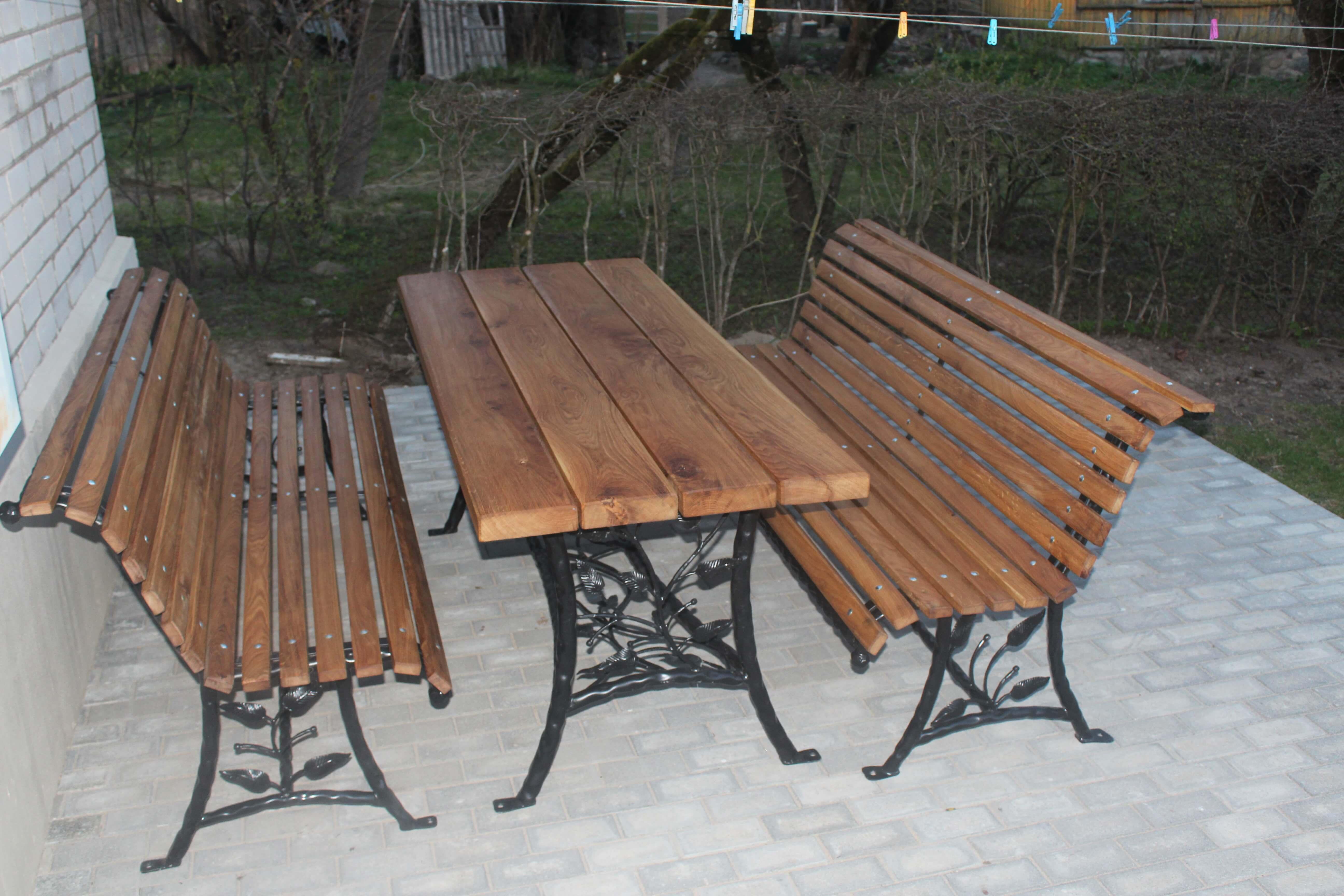 Lauko baldu komplektas 2 Midama
