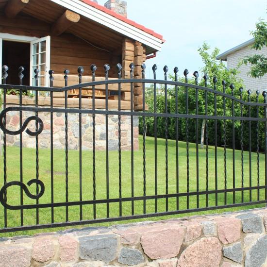 Metaline tvora su rutuliuku akcentais viršuja 2 Midama