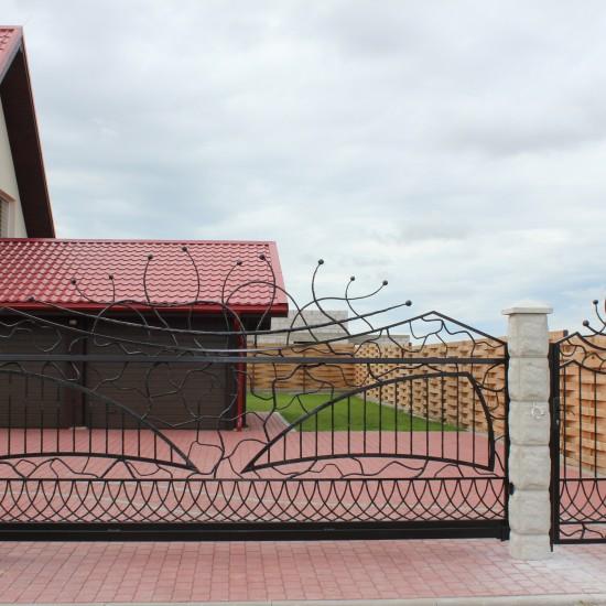 Modernus vartai Midama